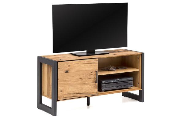Balkeneiche Furniert - Serie Funda - design - TV Kommode