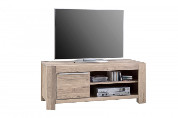 Massiv Eiche - Serie Nala - Sonoma design - TV Kommode 1